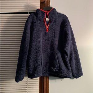Ferpa plush sweater